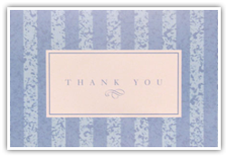 Testimonials Cards: Thank You