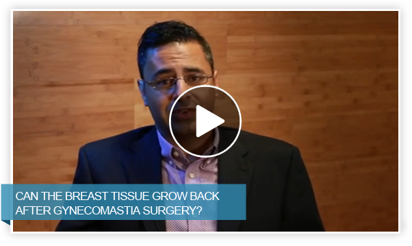 Video: Can The Breast Tissue Grow Back After Gynecomastia Surgery?