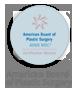 American Board of Plastic Surgery. Logo-small