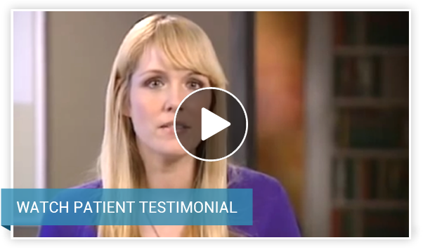 The Surgery. Watch Patient Testimonial